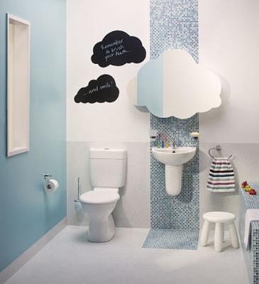 Идеи для детской ванной
